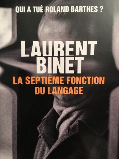 Barthes sucé par Foucault