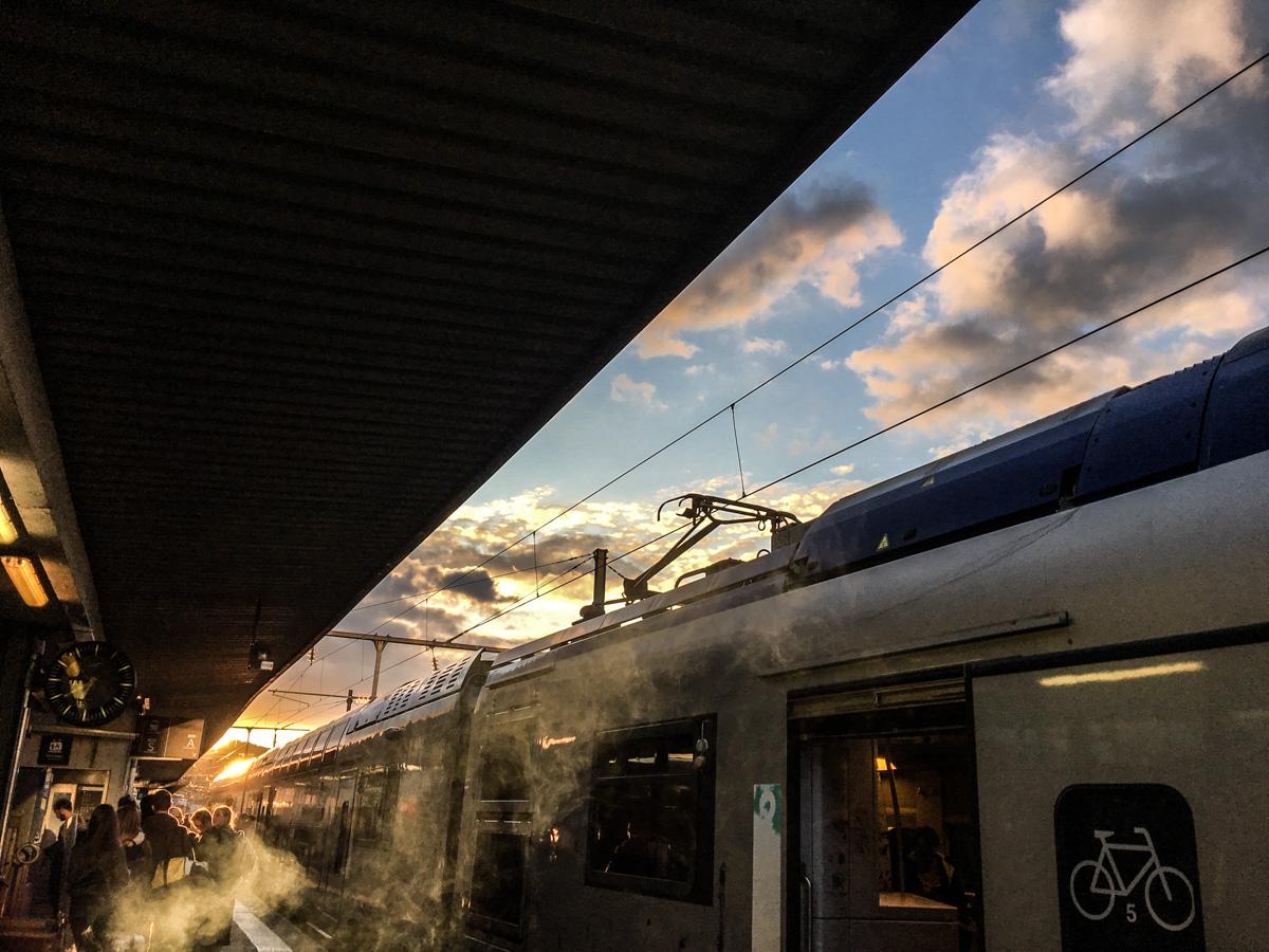 Gare Annecy ©Guillaume Desmurs