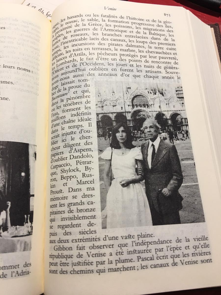 Jorge Luis Borges @GuillaumeDesmurs