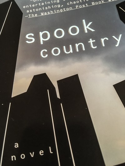Spook Country / Code Source