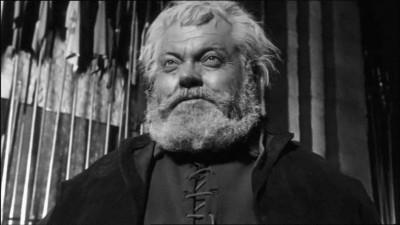 «J'ai raté une grande partie de ma vie», Orson Welles